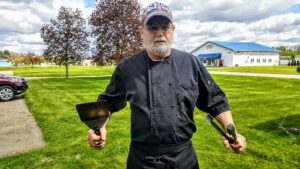 Grilling Out With Chef Richard @ Territorial Brewing Company | Battle Creek | Michigan | United States